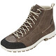 High Colorado Sölden Mid High Tex Trekkingschuhe Herren dunkelbraun-beige
